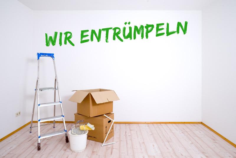Entrümplung München - Domus